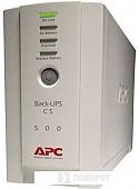 Источник бесперебойного питания APC Back-UPS CS 500VA (BK500EI)
