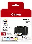 Картридж Canon PGI-1400XL BK/C/M/Y