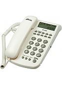 Проводной телефон Ritmix RT-440 (белый)