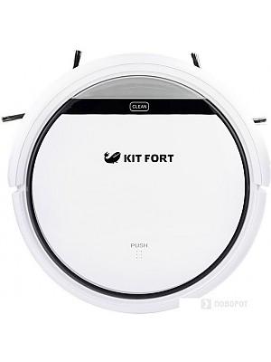 Робот-пылесос Kitfort KT-518 фото и картинки на Povorot.by