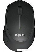 Мышь Logitech M330 Silent Plus (черный) [910-004909]
