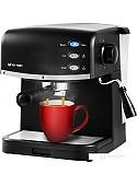 Рожковая помповая кофеварка Kitfort KT-718