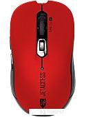 Мышь Jet.A Comfort OM-B90G (красный)
