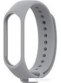 Ремешок Xiaomi для Mi Band 3 (серый)