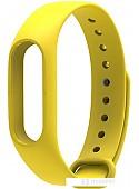 Ремешок Xiaomi для Mi Band 2 (желтый)