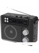 Радиоприемник Ritmix RPR-200 (черный)