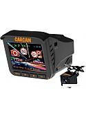 Автомобильный видеорегистратор Carcam Combo 5S