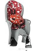 Велокресло Hamax Kiss Safety Package (красный)
