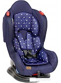 Детское автокресло Lorelli Jupiter+SPS 2020 (dark blue crowns)
