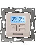 Терморегулятор ЭРА 12-4111-02 (слоновая кость)