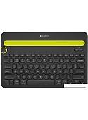 Клавиатура Logitech Bluetooth Multi-Device Keyboard K480 Black (920-006368)