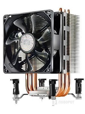 Кулер для процессора Cooler Master Hyper TX3 EVO (RR-TX3E-22PK-R1) фото и картинки на Povorot.by